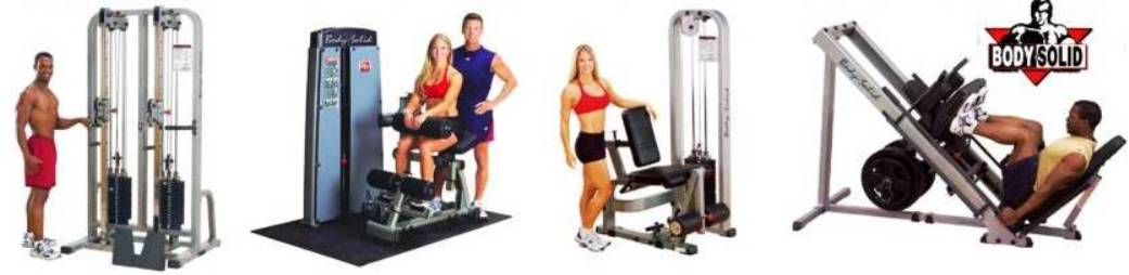 Μηχανήματα Γυμναστηρίου