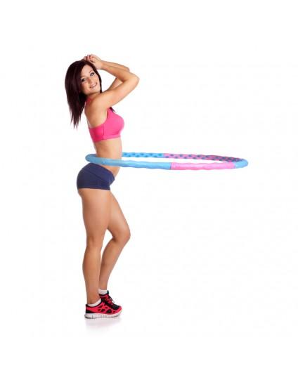 Hula hoop 110cm Insportline βάρους 1,45kg