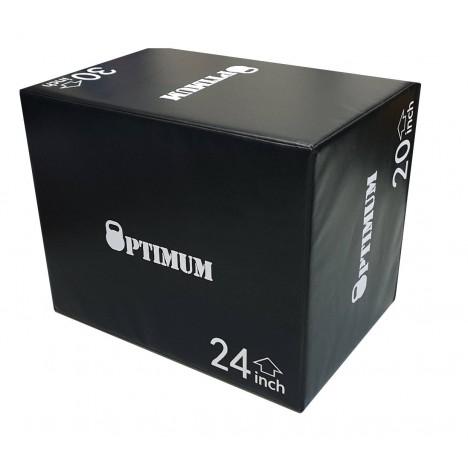 SOFT PLYOMETRIC BOX 76X61X51CM