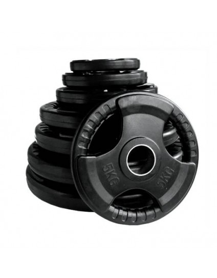 OLYMPIC WEIGHT PLATE SET 157,50KG