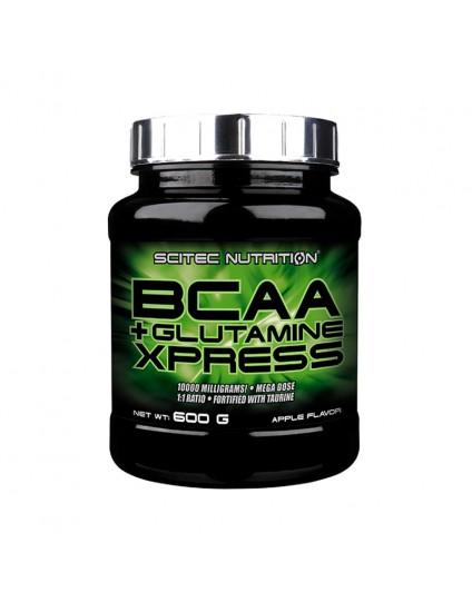 BCAA + GLUTAMINE XPRESS SCITEC NUTRITION 600GR