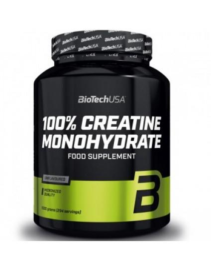 Creatine monohydrate,1000gr Biotech Usa