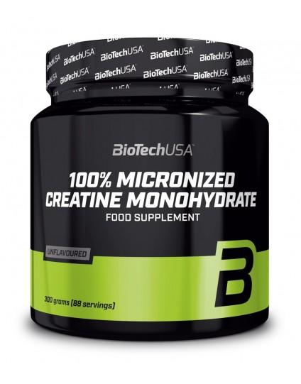 Creatine monohydrate,300gr Biotech Usa