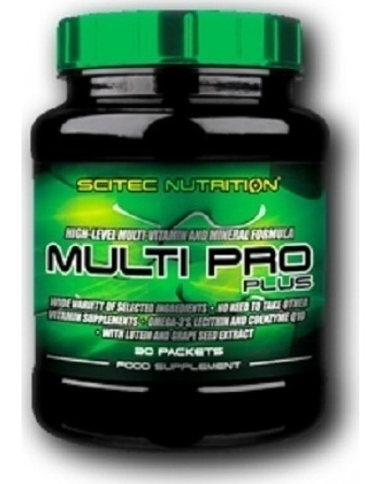 MULTI PRO PLUS 30 SCITEC USA