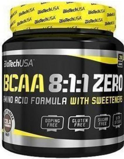 Biotech USA BCAA 8:1:1 Zero 250gr