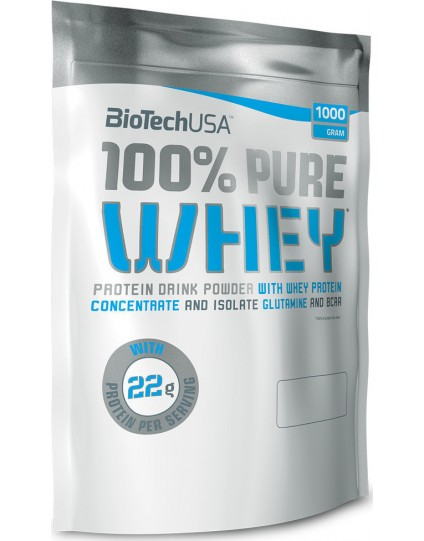 100% PURE WHEY BIOTECH USA 1000GR