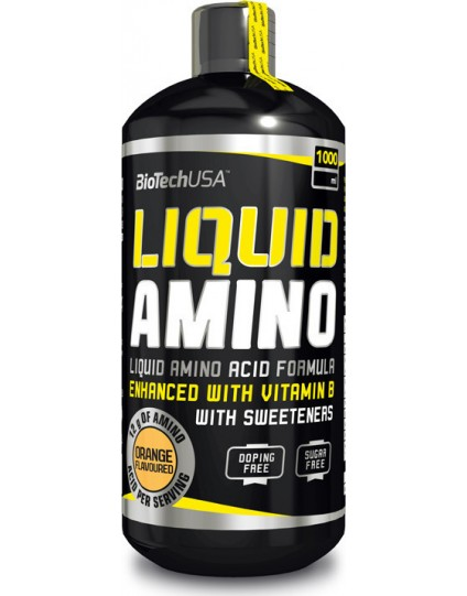 LIQUID AMINO BIOTECH 1000ML -ΠΟΡΤΟΚΑΛΙ