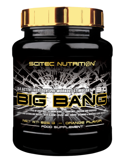 SCITEC NUTRITION BIG BANG 3.0 (825gr)