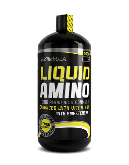 LIQUID AMINO BIOTECH 1000ML -ΛΕΜΟΝΙ