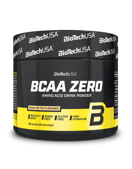 BCAA Flash Zero Biotech Usa 180g