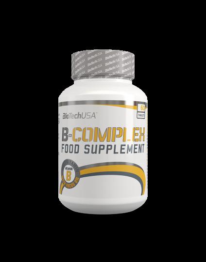 B-Complex 60 caps Biotech Usa