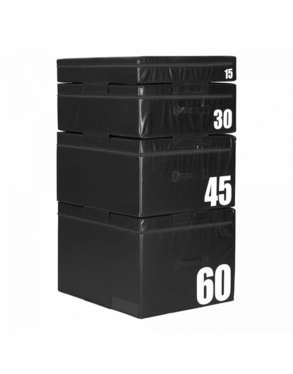 SOFT PLYOMETRIC BOXES 4 IN 1