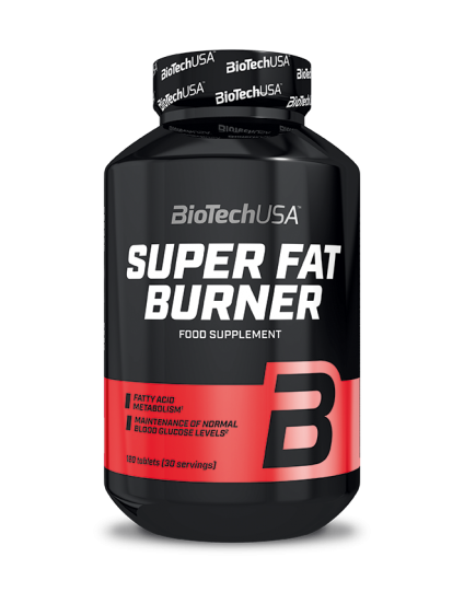 SUPER FAT BURNER 120 TABS BIOTECH