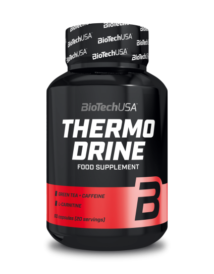 THERMO DRINE 60cap BIOTECH