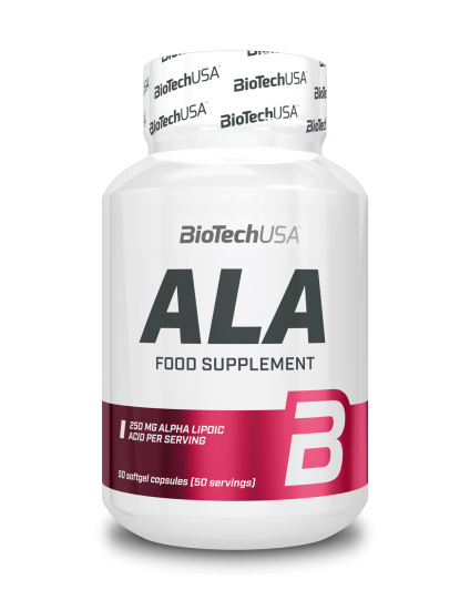 ALA Biotech Usa 50 caps