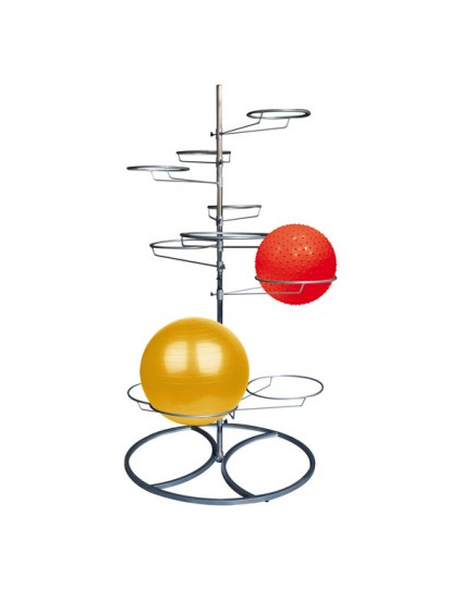 Gym Ball Rack inSPORTline