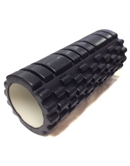 FOAM ROLLER 33CM (MAYΡΟ)