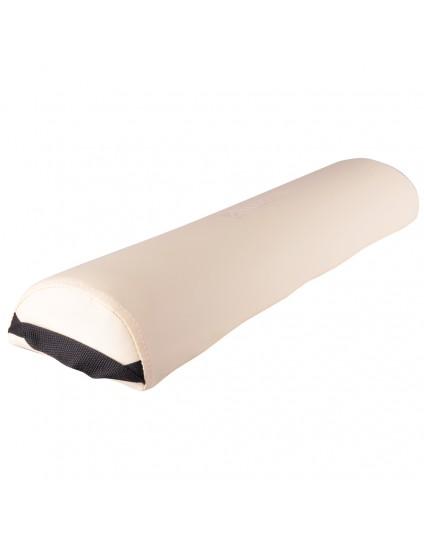 Μαξιλάρι για κρεβάτι Μασάζ half-roller inSPORTline Εκρού