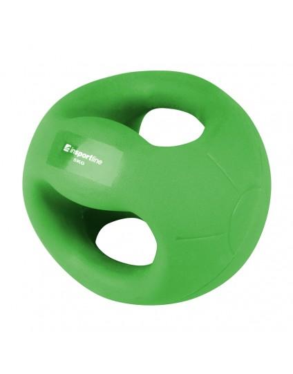 MEDICINE GRIP BALL inSPORTline 5KG