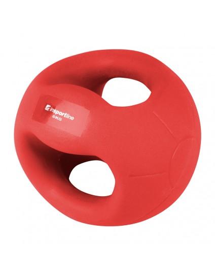 MEDICINE GRIP BALL inSPORTline 6KG