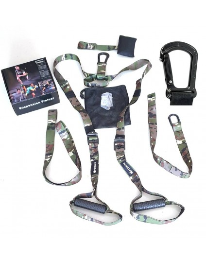 SUSPENSION TRAINER CAMOUFLAGE