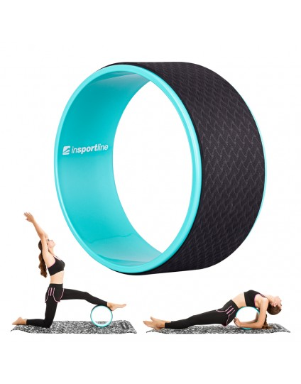 YOGA STRETCH ROLLER WHEEL INSP